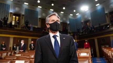 USA na naší straně. Americký ministr zahraničí podpořil Česko ve vrbětické kauze