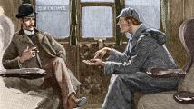 Den, kdy zemřel Sherlock Holmes