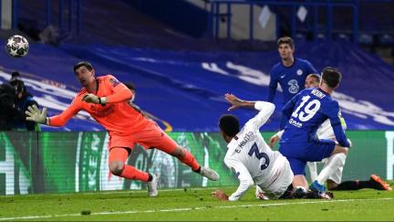 Chelsea porazila Real 2:0 a ve finále Ligy mistrů vyzve Manchester City