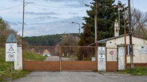 muniční sklad ve Vrběticích