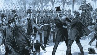 Atentát na Otto von Bismarcka