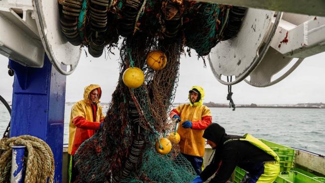 Francouzský rybolov