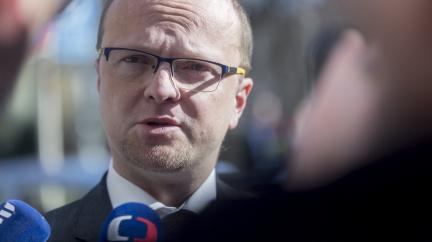 Hamáček odvolal Netolického z rady České pošty. Může to souviset s cestou ministra do Moskvy