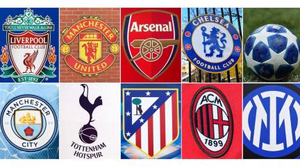 Barcelona, Real a Juventus se nezřekly superligy a hrozí jim tresty od UEFA