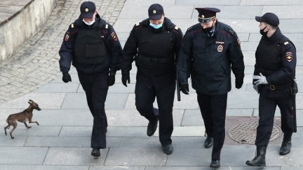 Pohřešoval se lékař, který se staral o Navalného. Odjel na lov do lesa, našli ho po třech dnech