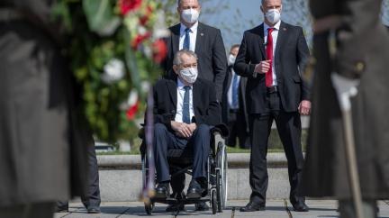 Prezident Zeman měl o vrbětickém útoku vědět už od 7. dubna