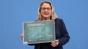 německá ministryně životního prostředí