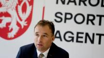 Hnilička odešel z čela Národní sportovní agentury, prý z osobních důvodů