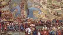 Jak stateční svatojánští rytíři zahnali před 456 lety Turka