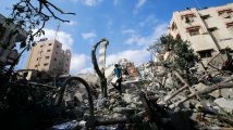 Umírají civilisté. Borrell vyzývá k příměří mezi Izraelem a Hamásem