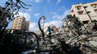 Vzájemné ostřelování Izraele a Pásma Gazy trvá týden, zahynulo již přes 200 Palestinců a desítka obyvatel Izraele