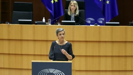 Bankovní kartel musí zaplatit. Evropská komise vyměřila pokutu 371 milionů eur skupině bank