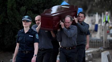 Australané po 70 letech otevřeli záhadný případ mrtvoly neznámého muže