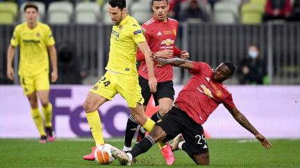 Villarreal zdolal Manchester United v jedenácté sérii penalt a vyhrál Evropskou ligu