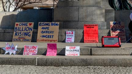 Až desetina Češek má zkušenost se znásilněním. Přesto pro ně v Česku chybí dostatečná pomoc
