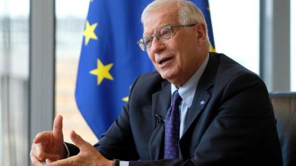 Ruské omezení letů působí závažné potíže. Eskalaci nelze vyloučit, říká Borrell