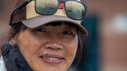 Padl ženský rekord v rychlosti výstupu na Everest