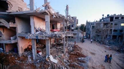 Palestina předvolala zástupce ČR kvůli odmítnutí vzniku komise prošetřující válečné zločiny