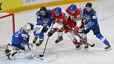 Čeští hokejisté opět bez medaile, v semifinále je Finsko, Německo, Kanada a USA