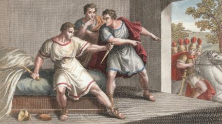 Před 1953 lety zemřel Nero, neschopný a všehoschopný císař