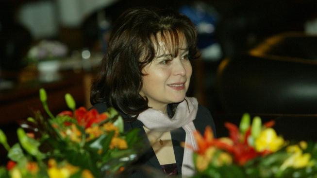 Herečka Libuše Šafránková byla dlouholetou členkou pražského Činoherního klubu