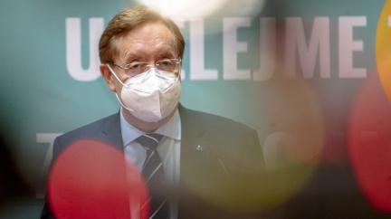 Bývalý ministr Arenberger požádal o bezpečnostní prověrku