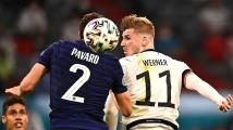 Francouzi vstoupili do ME výhrou nad Němci, Portugalec Ronaldo lámal rekordy