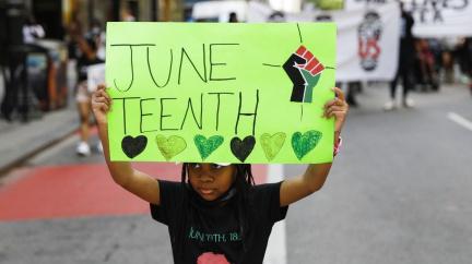 Nový federální svátek. Senát USA schválil 19. červen jako den připomínající konec otroctví
