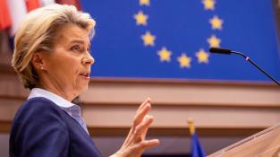 Předsedkyně komise Ursula von der Leyenová vyráží na návštěvu Portugalska a Španělska, kde zahájí sérii cest po všech státech, jejichž plány komise potvrdila