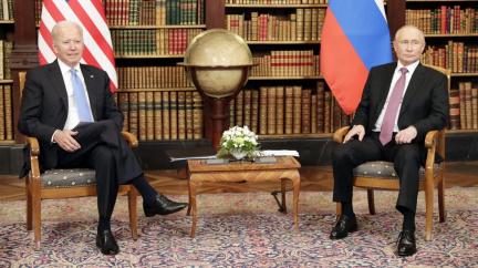 Ženevské setkání Bidena s Putinem. První část jednání přinesla nezodpovězené otázky