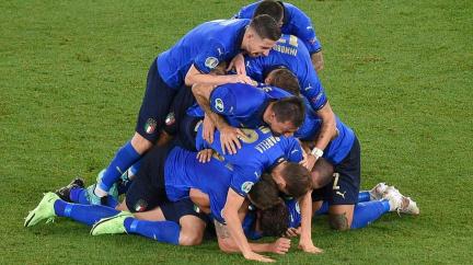 Itálie na fotbalovém Euru porazila Švýcary a jako první postupuje ze skupiny