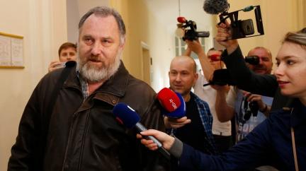 10 let pro exředitele Dbalého za tunelování nemocnice, rozhodl dnes soud