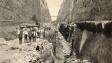 140 let od zahájení stavby Korintského průplavu. Kanálu, který měl velký potenciál