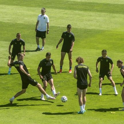 Češi se na Euru utkají s Chorvaty, výhra by jim zajistila osmifinále