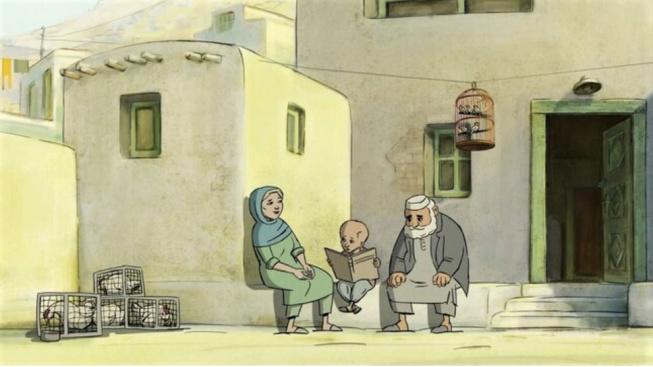 Animovaný film o Češce v Afghánistánu získal prestižní cenu