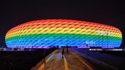 UEFA zasáhla: Politika do sportu nepatří, duhový stadion nebude