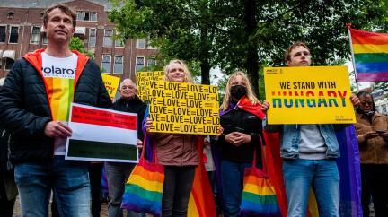 Aktualizováno: Státy EU stojí za LGBTQ. Vyzývají Evropskou komisi, aby zasáhla proti maďarskému zákonu