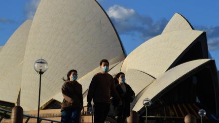 Aktualizováno: Kvůli šíření mutace delta se zavírá Sydney, britský ministr zdravotnictví porušil pravidla a odchází