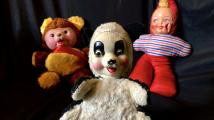 Strašidelné hračky
