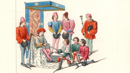 Středověcí boháči kvůli svým módním choutkám bolestivě trpěli