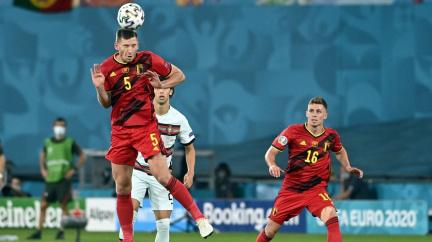 Portugalci zlato neobhájí, do čtvrtfinále postupuje Belgie