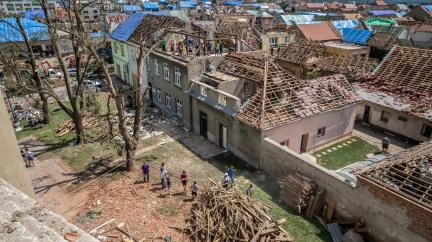 Aktualizováno: Zemědělské škody po tornádu dosáhly 1,5 miliardy Kč, ministerstvo připravuje kompenzace