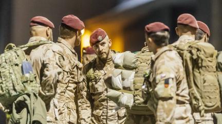 Aktualizováno: Do Česka se vrátili poslední vojáci z Afghánistánu