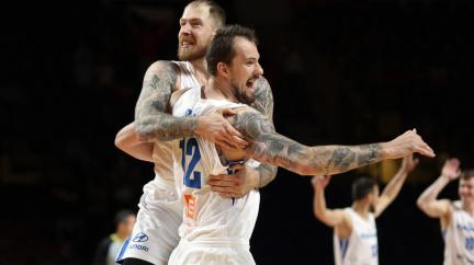 Historický úspěch! Čeští basketbalisté si zahrají na olympiádě