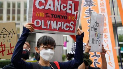 Olympijské hry budou nejspíš bez diváků. Covid je v Tokiu na postupu