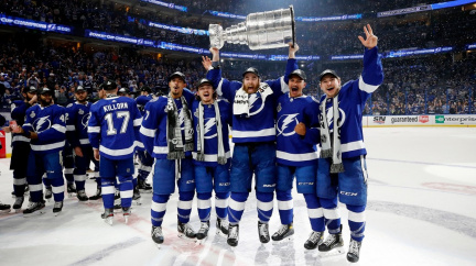 Hokejisté Tampy Bay obhájili Stanleyův pohár