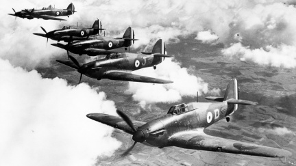 Bitva o Británii: Při pokusu o invazi do Anglie si Němci vylámali na zuby