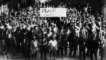 Před 94 lety utopila policie rozzuřený vídeňský dav v krvi