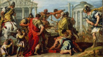 Běda poraženým: Pro Římany byl 18. červenec černým dnem