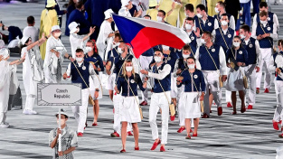 Česká olympijská kolekce se stala terčem vtipů. Už poněkolikáté